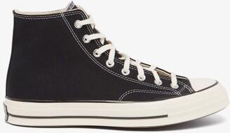 Converse Chuck 70 High-top Canvas Trainers - Black
