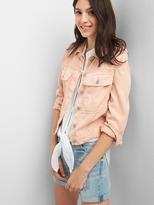 TENCEL twill icon jacket