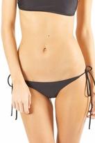 Kaohs Swimwear Bliss Bikini Bottom in Black
