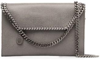 Stella McCartney Falabella chain-trimmed shoulder bag