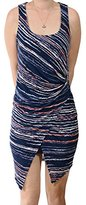 Splendid Women's Knotted Printed Bodycon