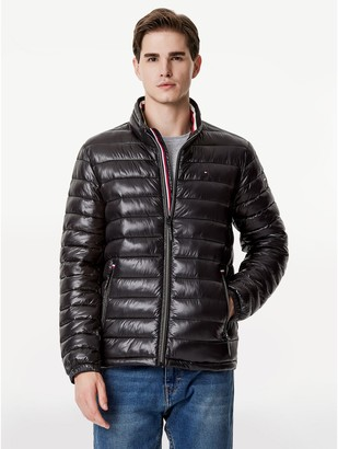 Tommy Hilfiger Essential Shiny Packable Bomber