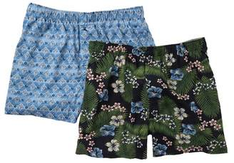 Tommy Bahama Tropical Fall Boxer Set