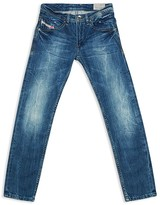 Diesel Boys' Belther J Slim Fit Jeans - Sizes 8-16
