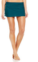 Antonio Melani Solid Knot Front Skirt