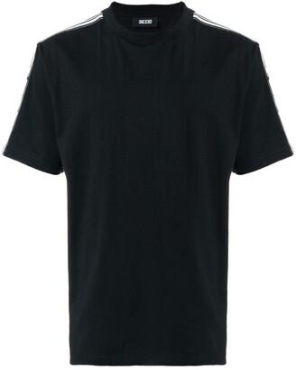 Kokon To Zai side stripe T-shirt