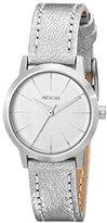 Nixon Women's Analog Kenzi Leather Watch, Color: O/S