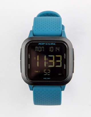 Rip Curl Next Blue & Black Digital Watch