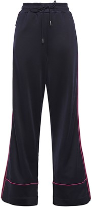 Ninety Percent Striped French-terry Track Pants