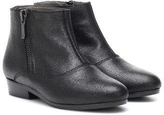 Bonpoint Leather ankle boots