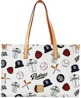 Dooney & Bourke MLB Padres Shopper