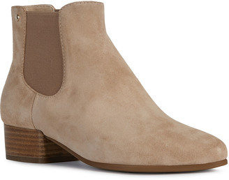 Geox Peython Suede Chelsea Ankle Boots