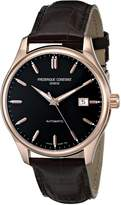 Frederique Constant Men's FC303C5B4 Index Analog Display Swiss Automatic Watch