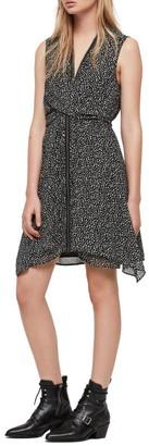 AllSaints Jayda Splash Dress