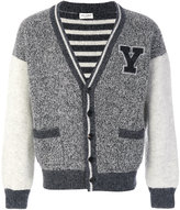 Saint Laurent Varsity cardigan