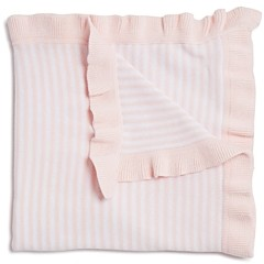 Elegant Baby Infant Girls' Striped Blanket