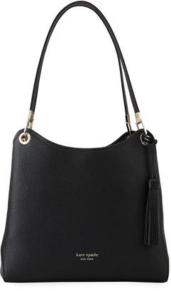 Kate Spade Loop Large Leather Shoulder Bag