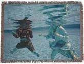 Bless Multicolor Waterwalkers Blanket