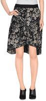 Rosamunda Knee length skirts