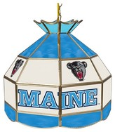 NCAA University of Maine Stained Glass Tiffany Lamp - 16 Inch