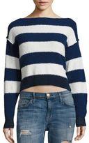 Free People Candyland Boatneck Sweater