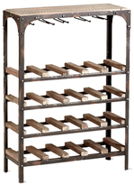Gallatin Wine Rack