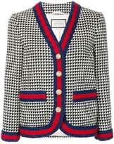 Gucci GG Web tweed jacket