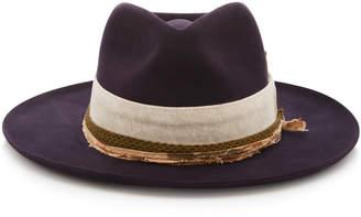 Nick Fouquet Esalen Wide-Brim Felt Hat