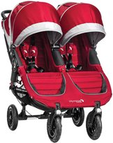 Baby Jogger City Mini GT Double Stroller - Steel Gray
