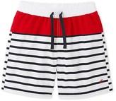Petit Bateau Boys striped swim shorts