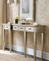 Horchow Amelie Mirrored Console