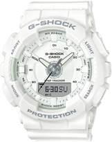 G-Shock Ana/Digi Resin-Strap Step-Tracking Watch