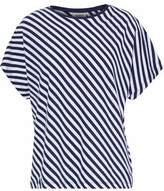 Sleepy Jones Striped Cotton Pajama Top