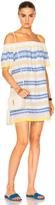 Lemlem Tabtab Off-Shoulder Dress