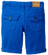 True Religion Ricky Roll Up Short (Big Boys)