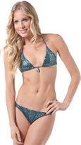 Tigerlily Green Emporors Bikini