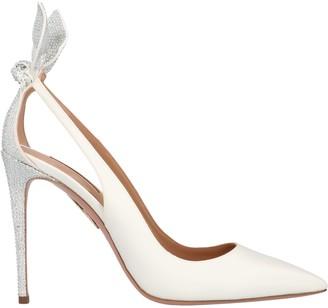 Aquazzura bow Tie Shoes