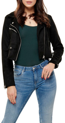 Only Sherry Cropped Jacket