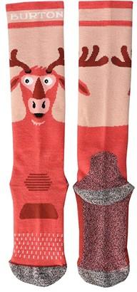 Burton Performance Mediumweight Socks (Toddler/Little Kid/Big Kid) (Moose) Boys Shoes