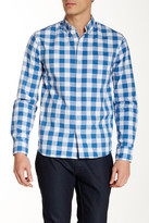 Bonobos Beach Gingham Long Sleeve Standard Fit Shirt