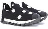 Dolce & Gabbana Polka-dot sneakers