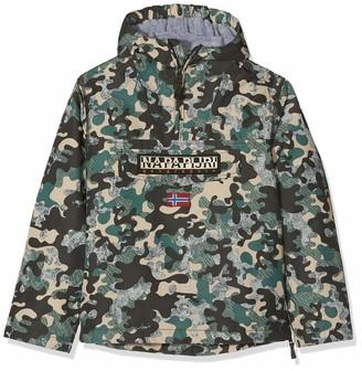Napapijri Boys' K Rainforest CAMU 2 Jacket