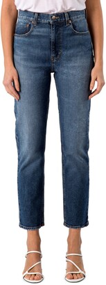 Modern American Lafayette High Waist Crop Jeans