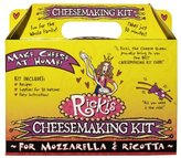 New England Cheesemaking Supply Company Mozzarella and Ricotta Cheese Making Kit