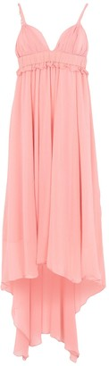 PINKO UNIQUENESS Knee-length dresses