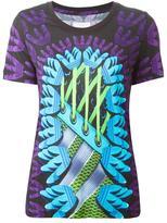 adidas Mary Katrantzou X sneaker print T-shirt