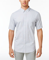 Ezekiel Men's Woodhaven Dot Grid Cotton Shirt