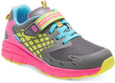 Stride Rite M2P Cannan Sneakers, Baby Girls (0-4) and Toddler and Little Girls (4.5-3)