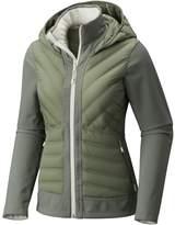 Mountain Hardwear Stretchdown HD Hooded Jacket - Women's