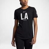 Nike Dry NRC (LA) Women's Running T-Shirt